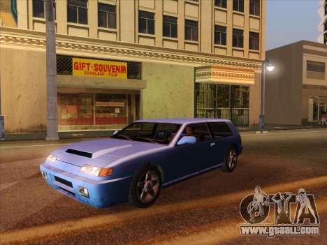 HQ ENB Series v2 for GTA San Andreas