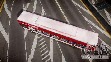 GTA V Brute Bus for GTA 4 right view