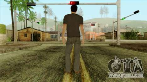Young Alex Shepherd Skin for GTA San Andreas second screenshot