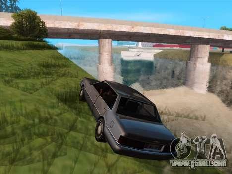 HQ ENB Series v2 for GTA San Andreas eighth screenshot