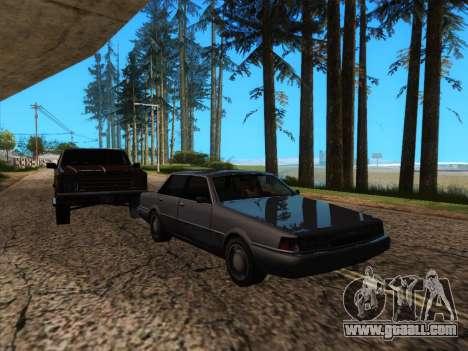 HQ ENB Series v2 for GTA San Andreas seventh screenshot
