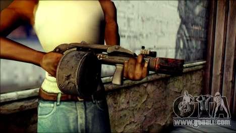 Rumble 6 Combat Shotgun for GTA San Andreas third screenshot