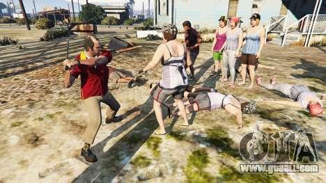 GTA 5 Hostile Pedy third screenshot