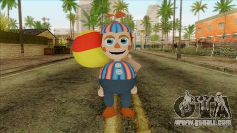 Balloon Boy from Five Nights at Freddys 2 for GTA San Andreas