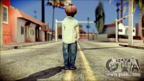Walter Sullivan SH4 Skin for GTA San Andreas second screenshot