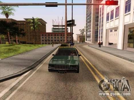 HQ ENB Series v2 for GTA San Andreas forth screenshot
