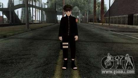 Naruto Black Skin for GTA San Andreas