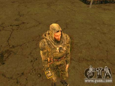 Geiger for GTA San Andreas second screenshot