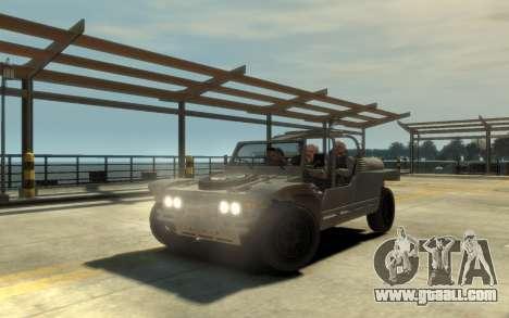 LYT-2021 for GTA 4 back left view