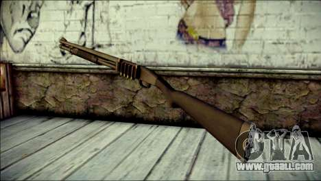 Mossber 590 for GTA San Andreas second screenshot