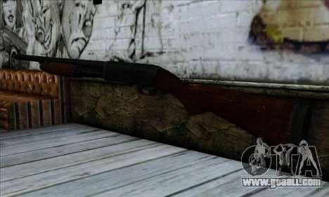 M37 Ithaca Long SS for GTA San Andreas second screenshot