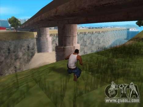 HQ ENB Series v2 for GTA San Andreas sixth screenshot