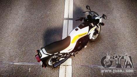 Kawasaki GPZ1100 for GTA 4 right view