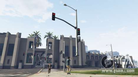 GTA 5 Gravitational weapons second screenshot