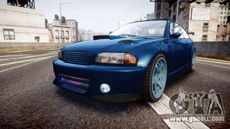 Ubermacht Sentinel STD Sport for GTA 4
