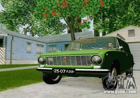 VAZ-2801 for GTA San Andreas