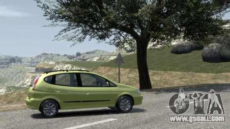 Daewoo Tacuma (Rezzo) CDX 2001 for GTA 4 engine