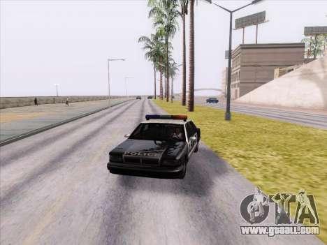 HQ ENB Series v2 for GTA San Andreas fifth screenshot