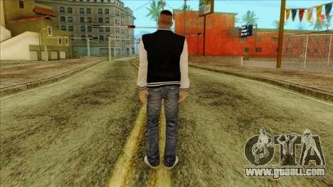 Luis Skin from GTA 5 for GTA San Andreas second screenshot