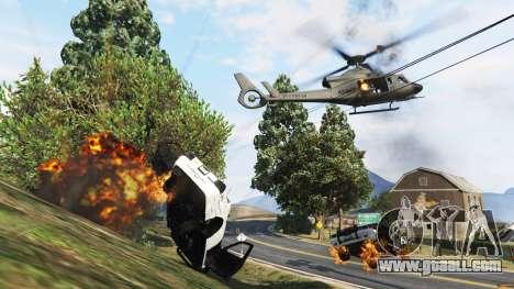 Lamar Gunner for GTA 5