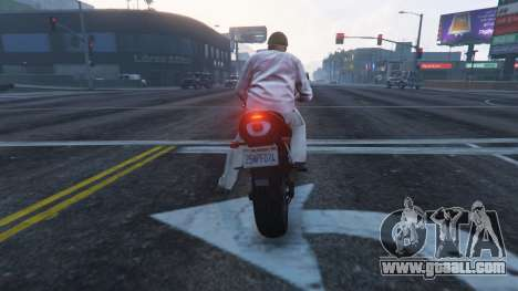 GTA 5 Brake lights second screenshot