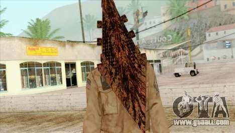 Bogeyman Alex Shepherd Skin for GTA San Andreas third screenshot