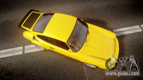 RUF CTR Yellow Bird for GTA 4 right view