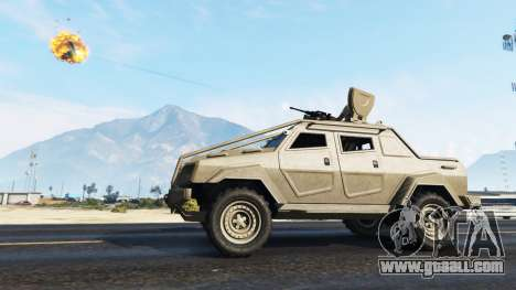Control Heist Vehicles Solo v1.3 for GTA 5