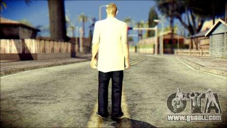 Paul Walker for GTA San Andreas second screenshot