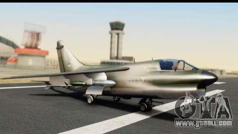 Ling-Temco-Vought A-7 Corsair 2 Belkan Air Force for GTA San Andreas