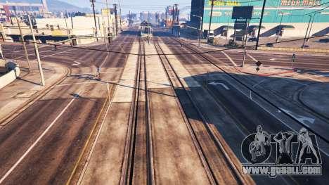 GTA 5 The lack of traffic second screenshot