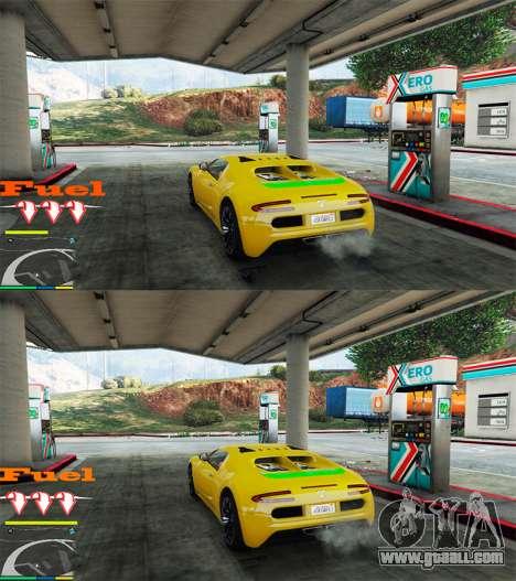 Fuel v0.2 for GTA 5