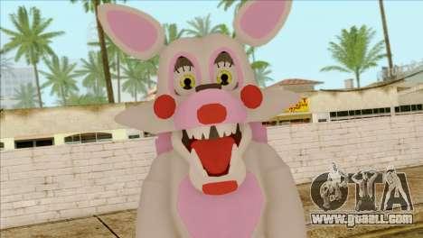 Premangle from Five Nights at Freddy 2 for GTA San Andreas third screenshot
