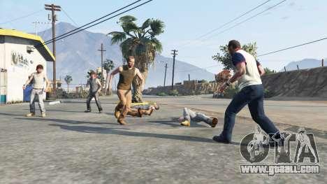 Hostile Pedy for GTA 5
