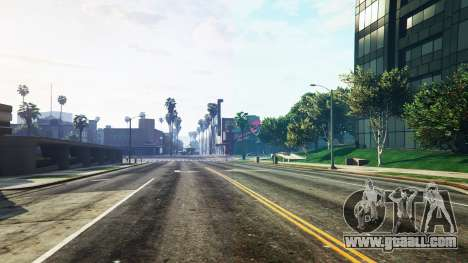 Realism Graphics for GTA 5