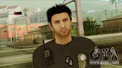 Young Alex Shepherd Skin for GTA San Andreas third screenshot