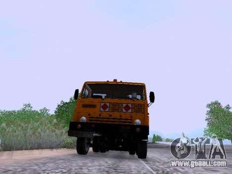 KamAZ 53212 for GTA San Andreas right view