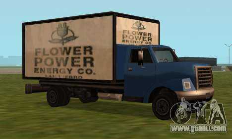 Yankee Fix for GTA San Andreas back left view