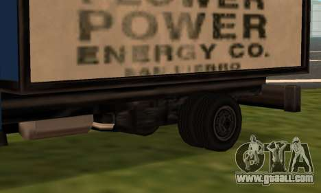Yankee Fix for GTA San Andreas left view
