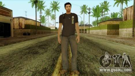Young Alex Shepherd Skin for GTA San Andreas