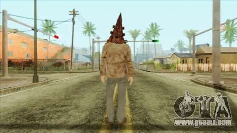 Bogeyman Alex Shepherd Skin for GTA San Andreas second screenshot