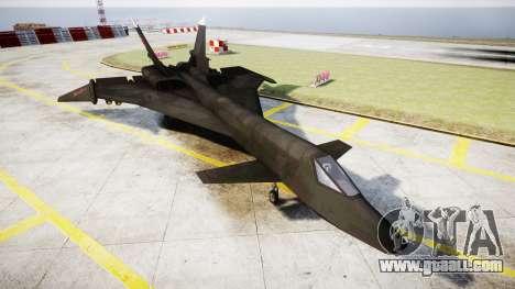 MiG-31 Fire Fox for GTA 4