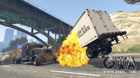 GTA 5 Heavy buses and trucks third screenshot