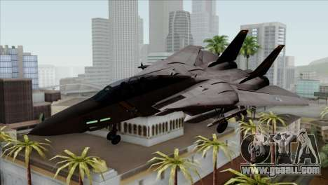 Grumman F-14B VF-193 Lions for GTA San Andreas