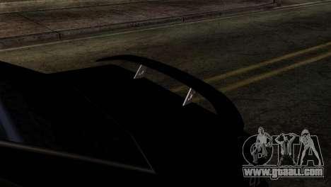 Sultan FIB for GTA San Andreas right view