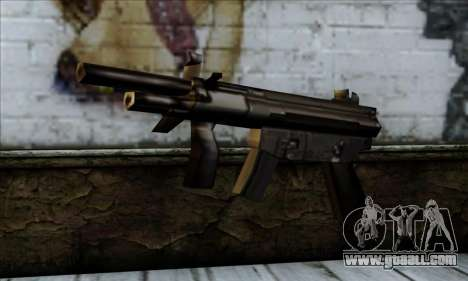 MP5K From LCS for GTA San Andreas
