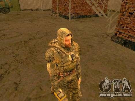 Geiger for GTA San Andreas third screenshot