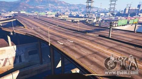 GTA 5 The lack of traffic