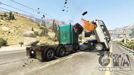 GTA 5 Heavy buses and trucks fourth screenshot