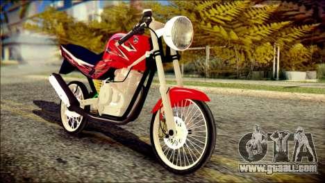 Yamaha Scorpio Z for GTA San Andreas